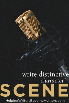 Write Distinctive Character Voices