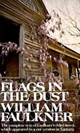 Flags in the dust William Faulkner