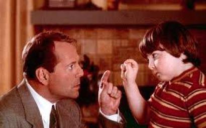 Bruce Willis Spencer Breslin The Kid