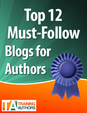 top 12 must follow blogs for authors training authors award