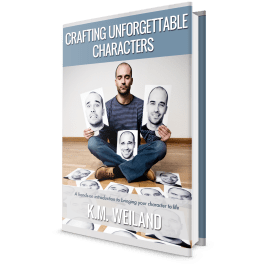 Crafting Unforgettable Characters Square