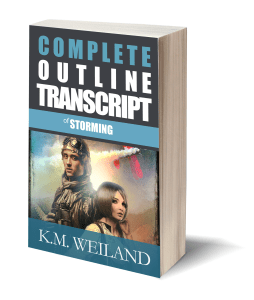 Storming Outline Transcript 3D