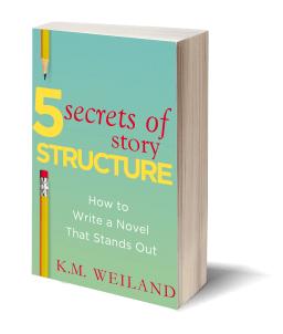 5 Secrets of Story Structure 3D
