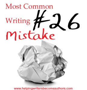 Most Common Writing Mistakes, #26: Under-Explaining