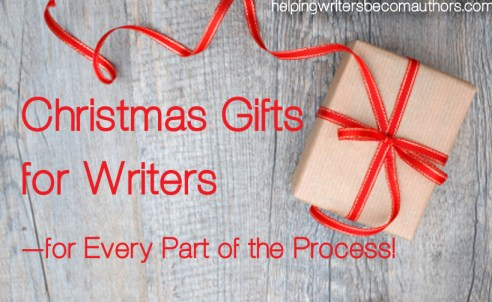 Christmas Gifts for Writers - for Every Part of the Process