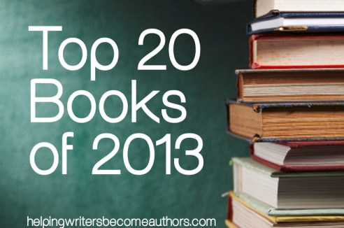 Top 20 Books of 2013