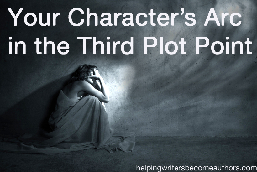 Creating Stunning Character Arcs, Pt  12: The Third Plot
