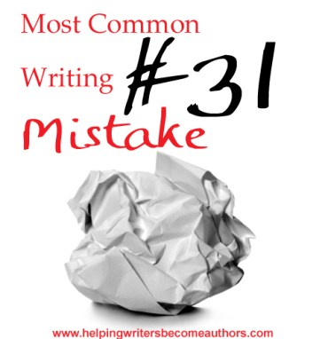 Most Common Mistakes Series, Pt. 31: One-Dimensional Conflict