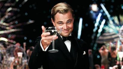 The Great Gatsby by F Scott Fitzgerald Leonardo DiCaprio Baz Luhrmann
