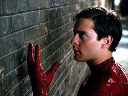Tobey Maguire Spider-Man 2
