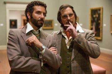 American Hustle Christian Bale Bradley Cooper