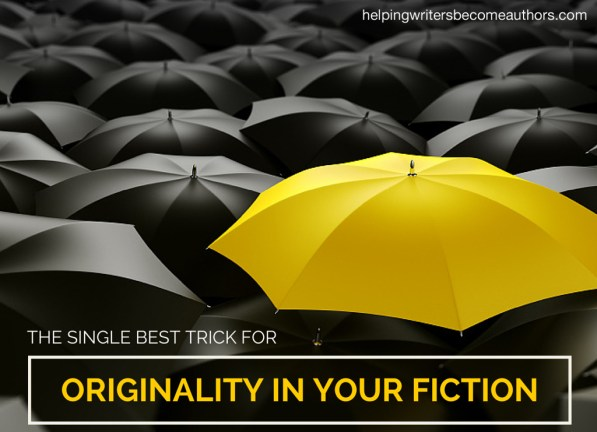 The Single Best Trick for Originality in Your Fiction