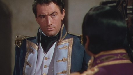 Horatio Hornblower Gregory Peck