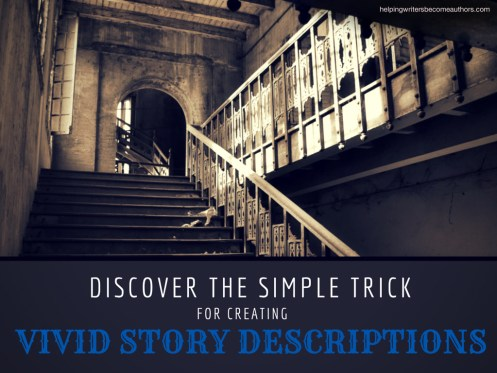 Discover the Simple Trick for Creating Vivid Story Descriptions