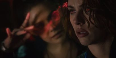 Black Widow Scarlet Witch Age of Ultron Nightmare