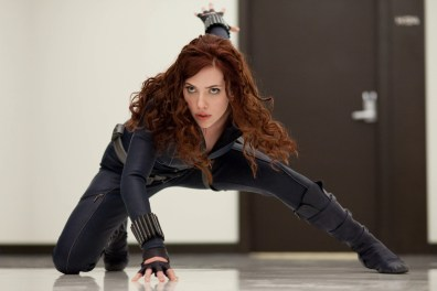 Black Widow Scarlett Johansson Iron Man 2