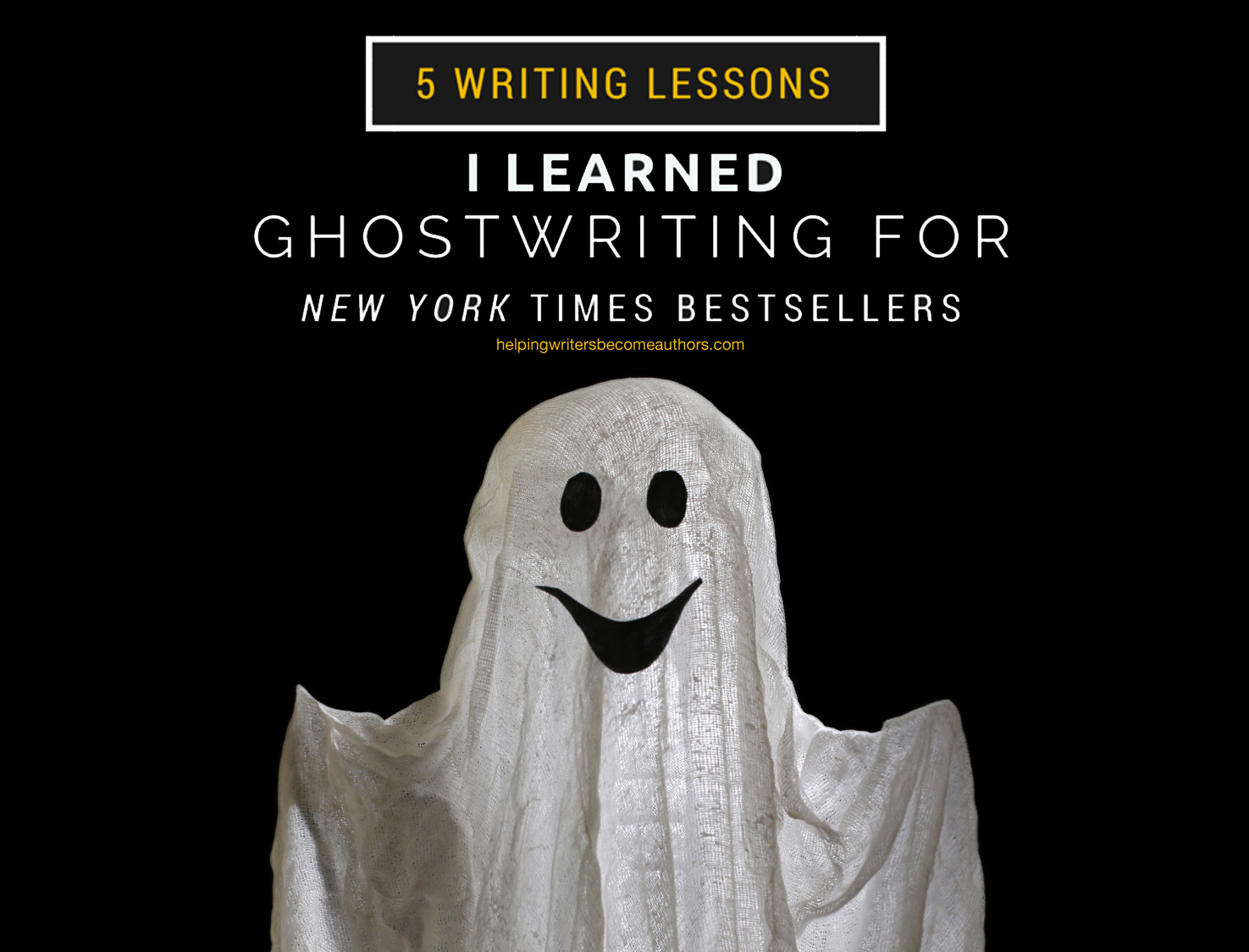 5 Writing Lessons I Learned Ghostwriting For New York