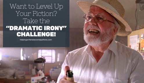 """Want to Level Up Your Fiction? Take the """"Dramatic Irony"""" Challenge!"""