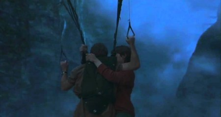 Billy Hang Gliding Jurassic Park iii Edited
