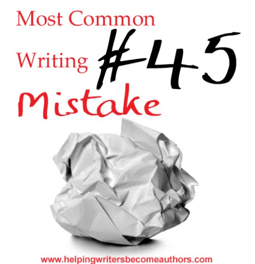 Most Common Writing Mistakes, Pt. 45