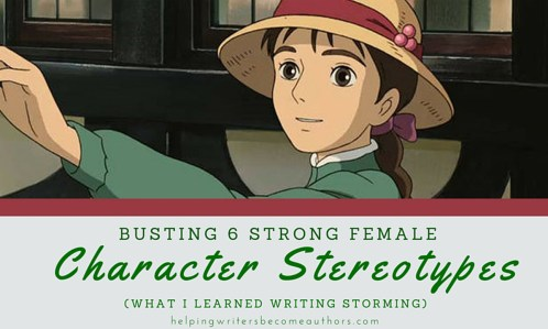 Busting 6 Strong Female Character Stereotypes