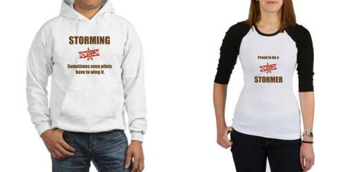 Storming T-Shirts by K.M. Weiland From Cafepress