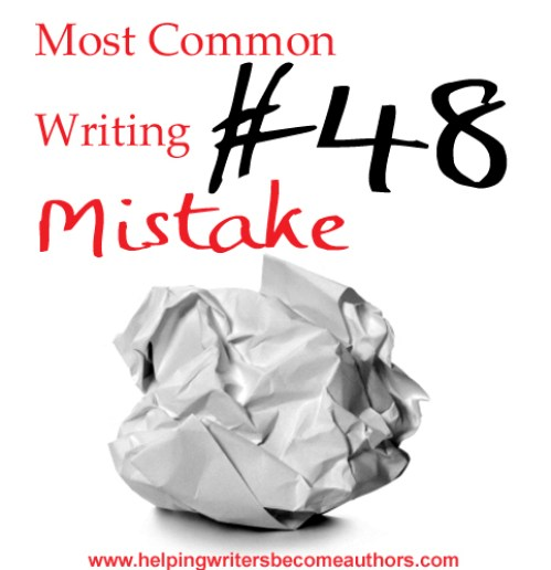 Most Common Writing Mistakes, Pt. 48