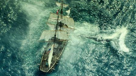 In the Heart of the Sea Whale