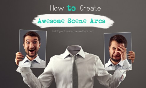 How to Create Awesome Scene Arcs That Surprise Readers