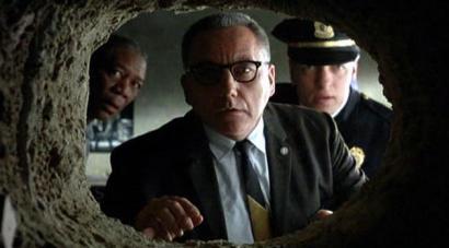 Shawshank Redemption Escape Tunnel