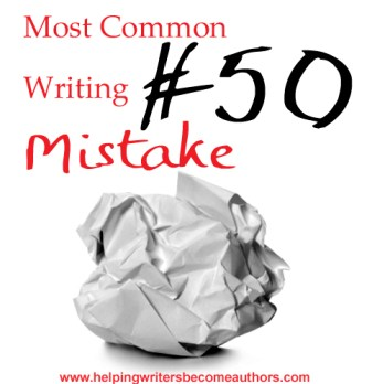 Most Common Writing Mistakes, Pt. 50