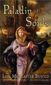 Paladin of Souls by Lois McMaster Bujold demonstrates a deep third-person POV.