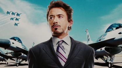 Tony Stark Iron Man Marvel