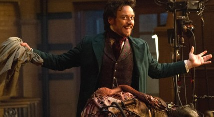 Victor Frankenstein James McAvoy