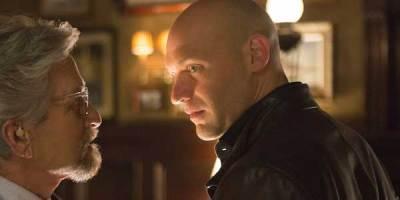 Darren Cross and Hank Pym Ant-Man