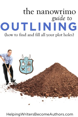 How to Find and Fill All Your Plot Holes (How to Outline for NaNoWriMo, Pt. 4)