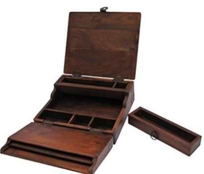 Gift for Writers 19: Antique Style Lap Desk