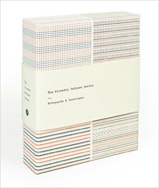 gift for writers 8 olivetti typewriter notecards