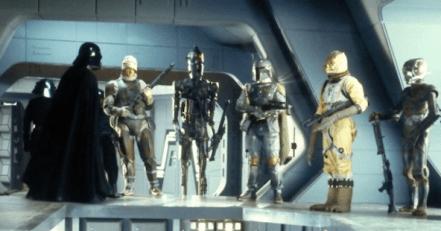 Bounty Hunters Star Wars Empire Strikes Back