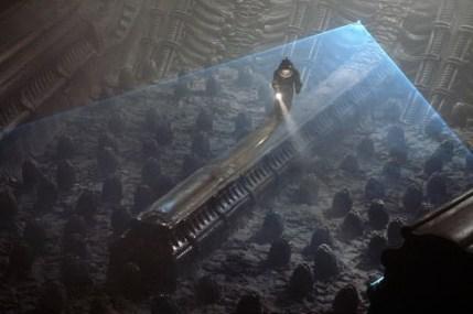 Alien Ridley Scott Eggs