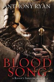 blood song anthony ryan
