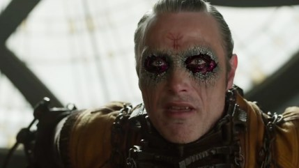 Kaecilius Mads Mikkelson Doctor Strange