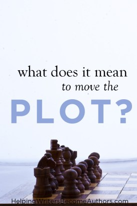 What Does it Mean to Move the Plot Pinterest