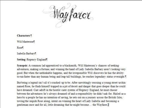 Wayfarer summary