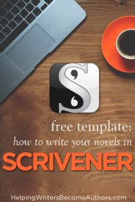 Free Scrivener Template: How to Structure Your Story