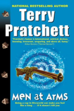 Men at Arms Terry Pratchett