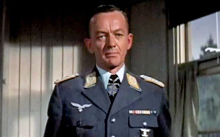 Colonel Von Luger Great Escape