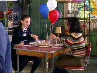 Gilmore Girls Rory's Birthday Luke
