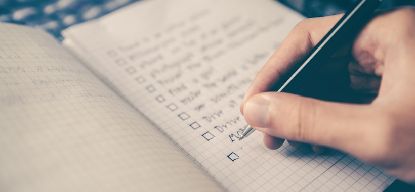 Your Ultimate First Chapter Checklist