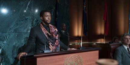 Black Panther TChalla United Nations